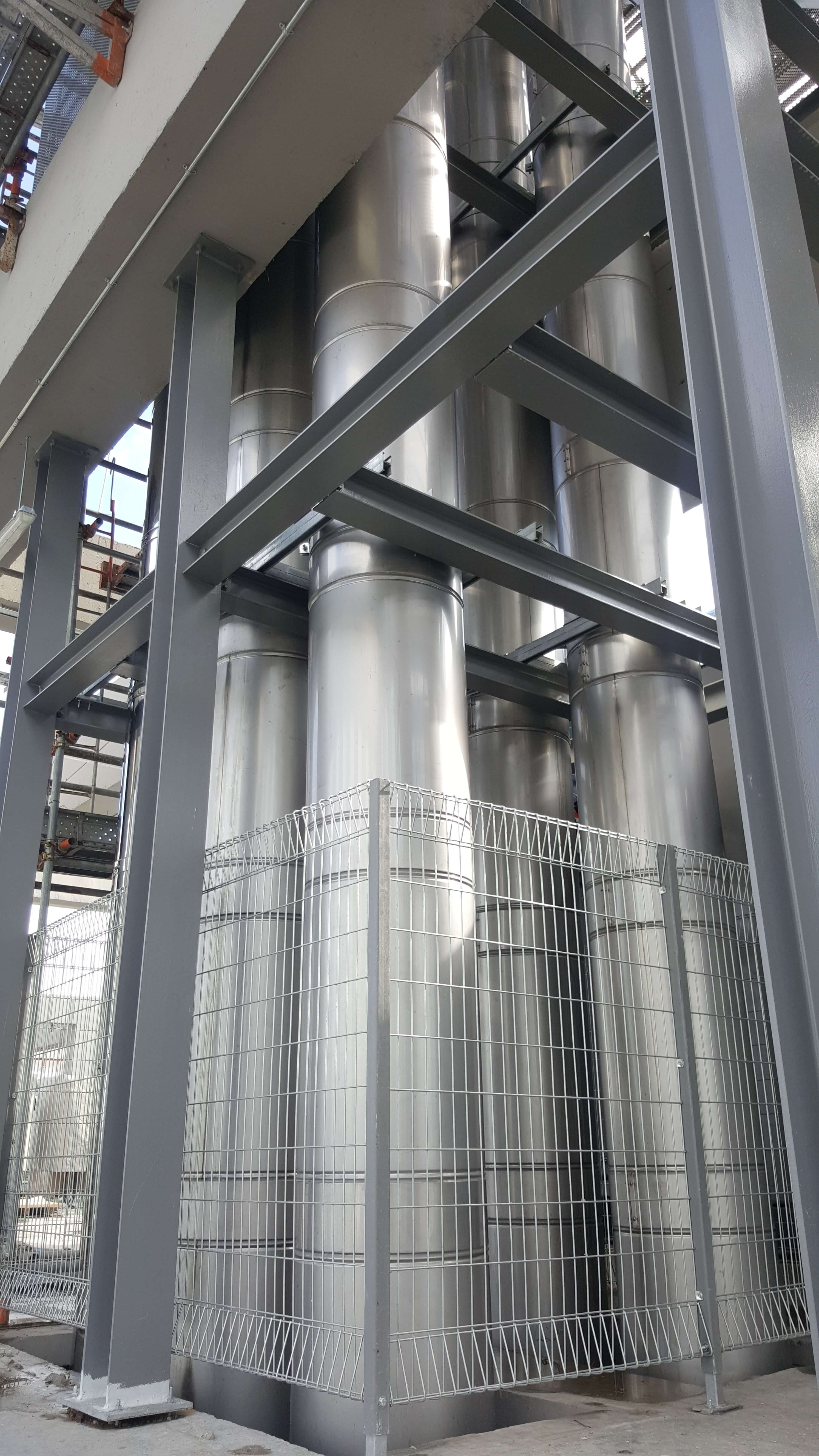 Sh Exhaust Flue Pipe System Sh Stainless Steel